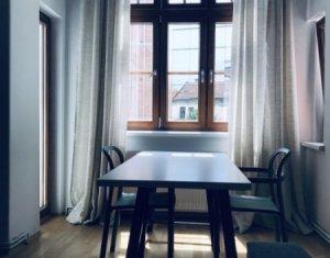 Inchiriez apartament mobilat modern, Centru, zona Piata Avram Iancu