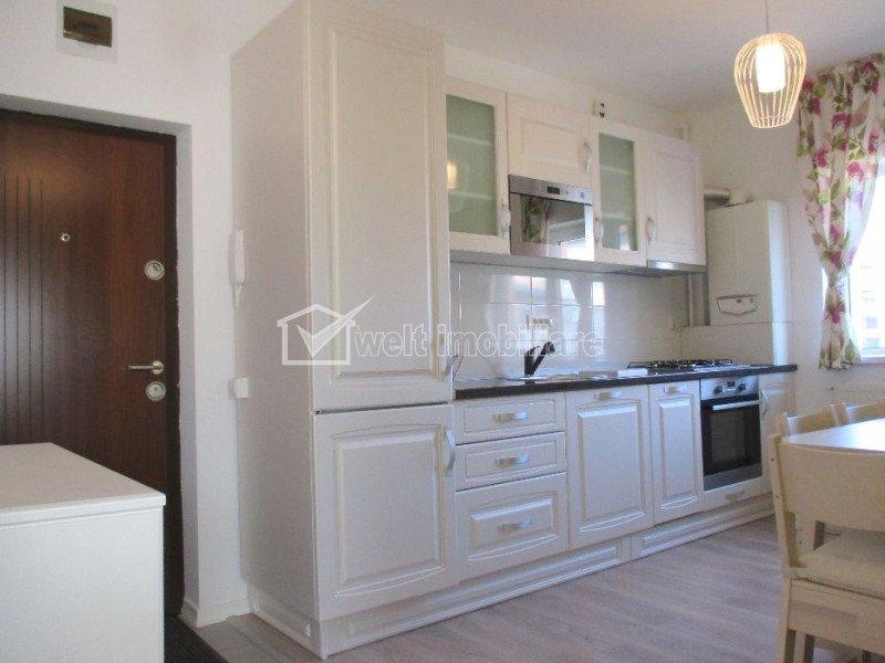Inchiriere apartament 2 camere superfinisat modern, zona cartierului Zorilor