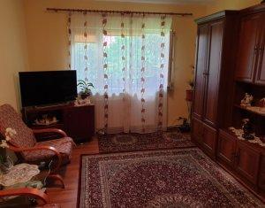Apartament 3 camere, 2 bai, decomandat, renovat, 84 mp, parter inalt, Grigorescu