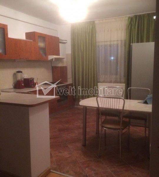 Inchiriem apartament cu 2 camere, 60 mp, etaj intermediar, zona Calea Turzii