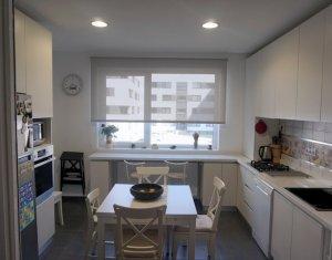 Apartament 3 camere ,de inchiriat , situat in Floresti, zona Stadionului