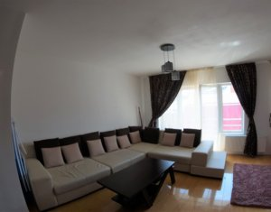 Penthouse de vanzare 92 mp, 3 camere, scara interioara, zona linistita  Manastur