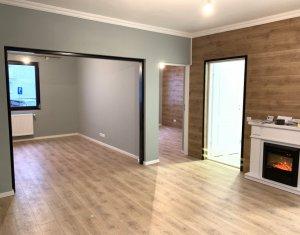 Vanzare apartament cu 4 camere, finisat, Grigorescu, 100 mp, garaj individual