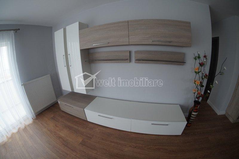 Inchiriez apartament cu 2 camere, confort lux, zona Calea Turzii