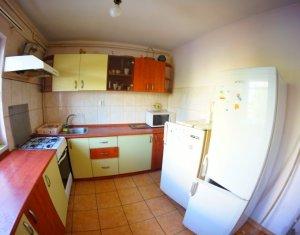 Apartament 4 camere, semidecomandat, 93 mp, pe strada Dorobantilor