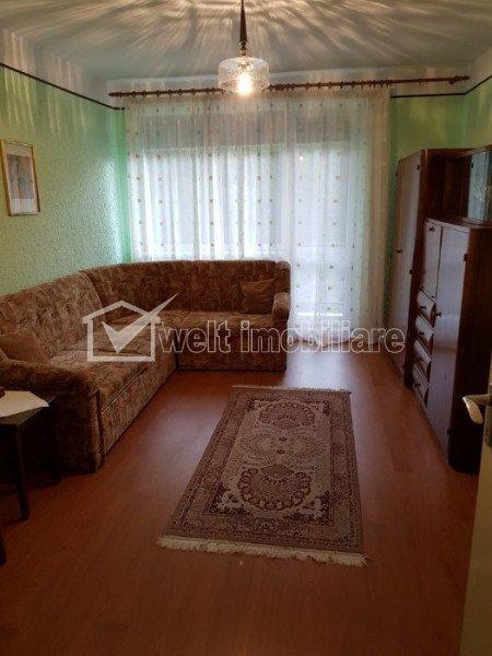 Inchiriez apartament cu 2 camere, Gheorgheni, zona Iulius Mall si FSEGA