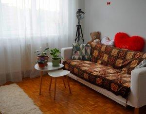 Apartament 2 camere, 48 mp, renovat, in Gheorgheni, zona Politiei Rutiere