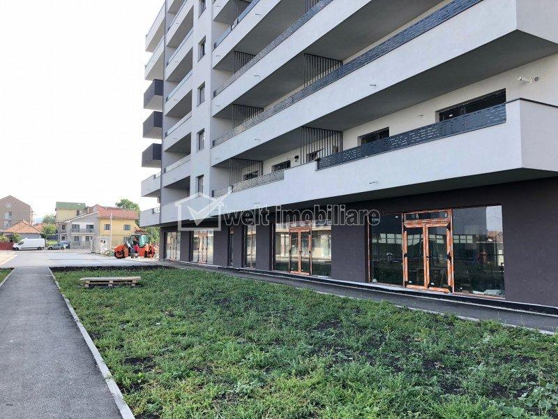 Vanzare spatiu comercial 138mp, open space, bloc nou zona Ira
