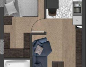 Apartament 2 camere ansamblu rezidential Marasti