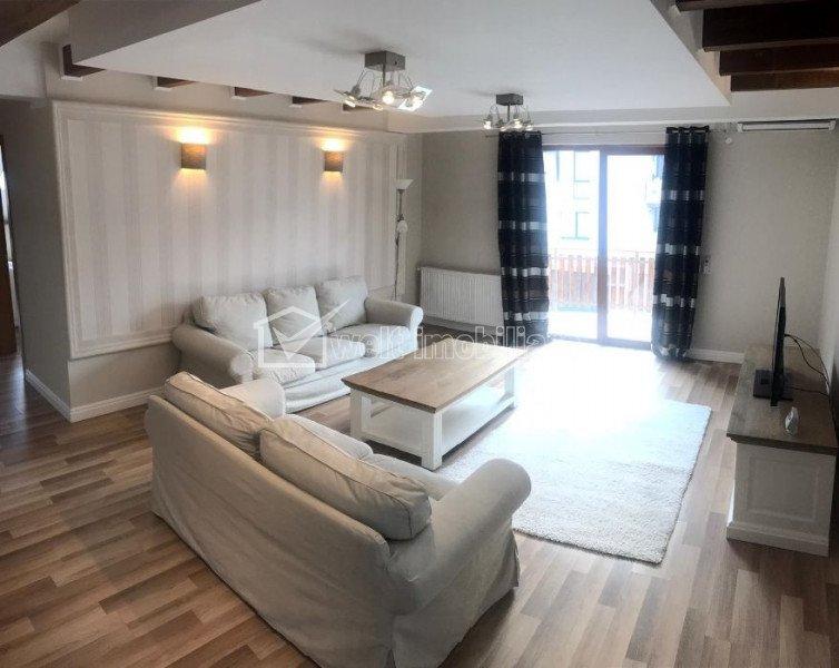 Apartament de inchiriat, 4 camere, 147 mp, Andrei Muresanu