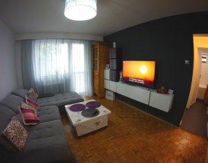Apartament 2 camere, 45 mp, finisaje de lux, in Gheorgheni, zona Hermes
