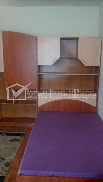 Garsoniera confort 1, 26 mp, mobilata/utilata, Manastur, disponibila din 1 Iulie