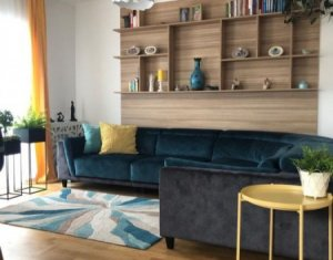 Vand apartament cu 3 camere, Gheorgheni, zona Borhanci, parcare inclusa