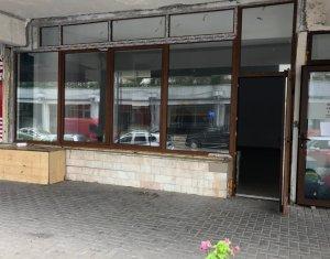 Chirie spatiu comercial parter piata Zorilor, zona foarte comerciala