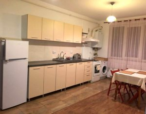 Apartment 2 rooms for rent in Floresti