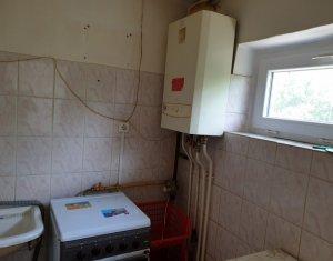 Garsoniera 22 mp, centrala termica proprie, geamuri termopan, mobilata, Gruia