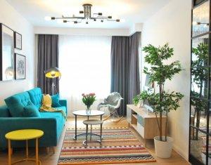 Vanzare apartament de lux, 4 camere decomandate, 73 mp, zona Pasteur Zorilor