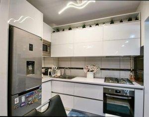 Vanzare apartament 2 camere ultrafinisat, mobilat modern, ideal investie