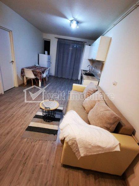 Apartament 2 camere, 44 mp, terasa 30 mp, modern, Europa