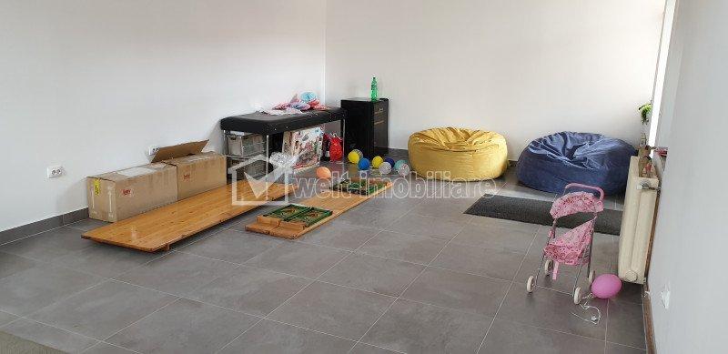 Spatiu birou tip casa, open space, semicentral-recent renovat