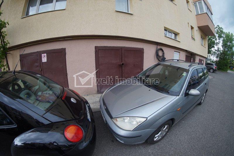 Vand garaj sub bloc in cartierul Zorilor, oferta foarte avantajoasa