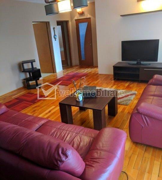 Apartament 4 camere, 95 mp, terasa, parcare, in Zorilor, Meteor