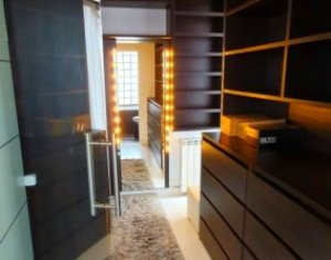 Apartament 3 camere, lux, 90 mp, 2 niveluri, terasa, parcare, garaj, in Zorilor