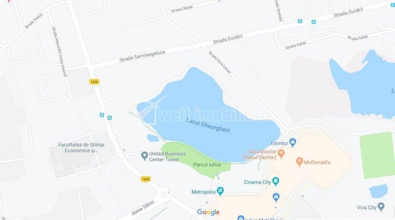 Teren pentru casa/duplex, zona Iulius Mall
