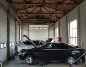 Industrial space for rent in Cluj Napoca, zone Someseni
