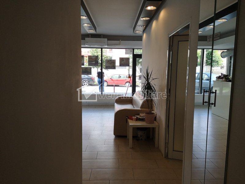 Spatiu comercial de vanzare, zona Marasti, 153mp, la strada
