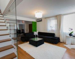 Apartament 3 camere, 116 mp, in vila, parcare, curte, Eugen Ionesco