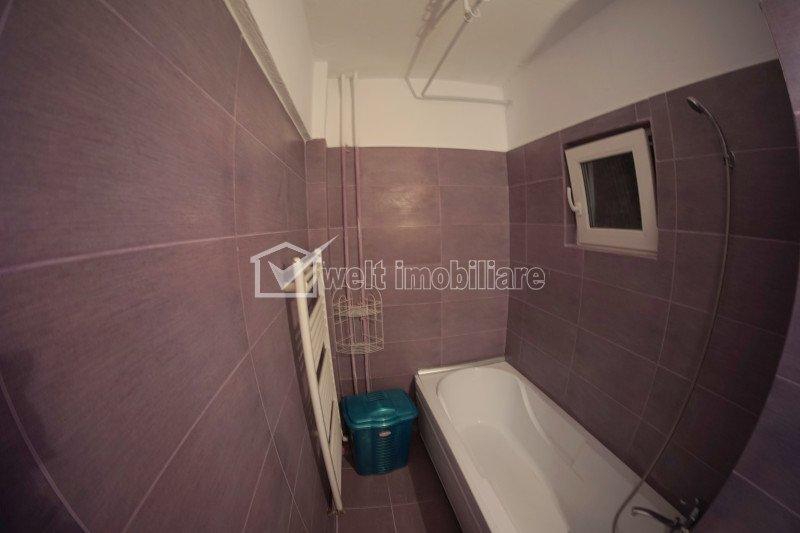 Inchiriere apartament 1 camera, 37 mp, zona Interservisan Gheorgheni