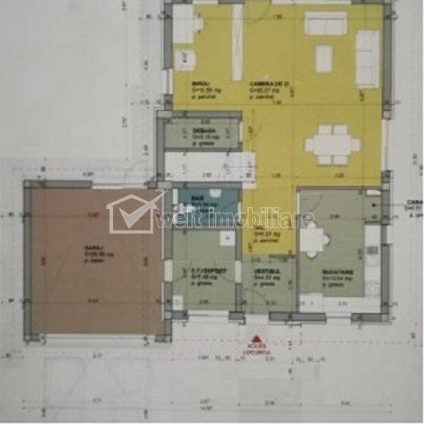 Casa individuala, 5 camere, curte, garaj, zona Iulius Mall