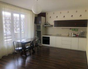 Apartament 3 camere ,de inchiriat , situat in Floresti, zona Terra