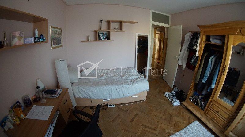 Vanzare apartament cu 3 camere in Gheorgheni, zona Interservisan