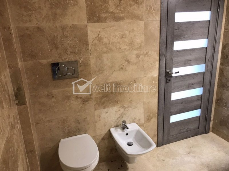 Vanzare apartament 2 camere superfinisat, terasa 24 mp, zona Calea Turzii