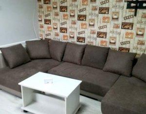 Vanzare apartament cu 2 camere, mobilat si utilat complet,  strada Florilor