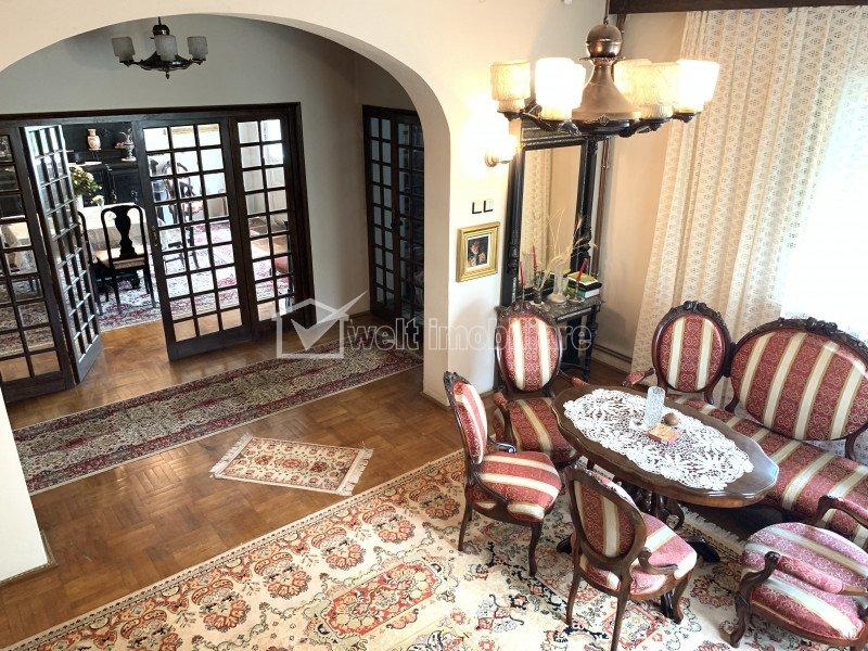 Imobil unic in Grigorescu, zona hotel Napoca, 450 mp, teren 2300 mp