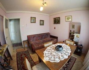 Apartament 2 camere, semidecomandat, 47 mp, camara, debara, Gheorgheni, Bizusa