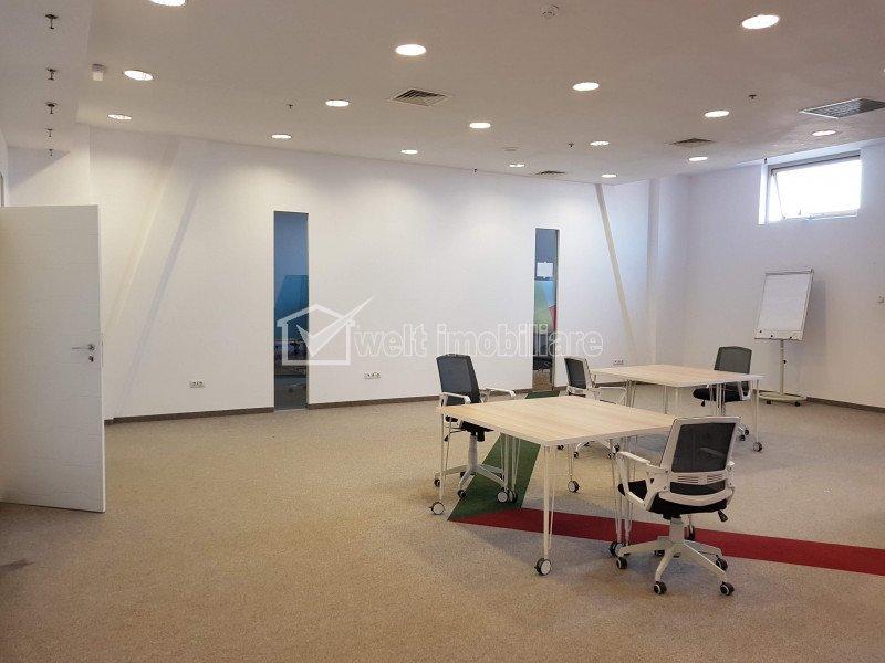 Spatiu de birou 100 mp, concept nou, ultracentral