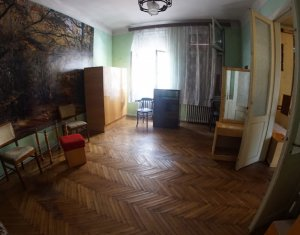 Apartament 3 camere, 92mp, cladire interbelica, zona Horea