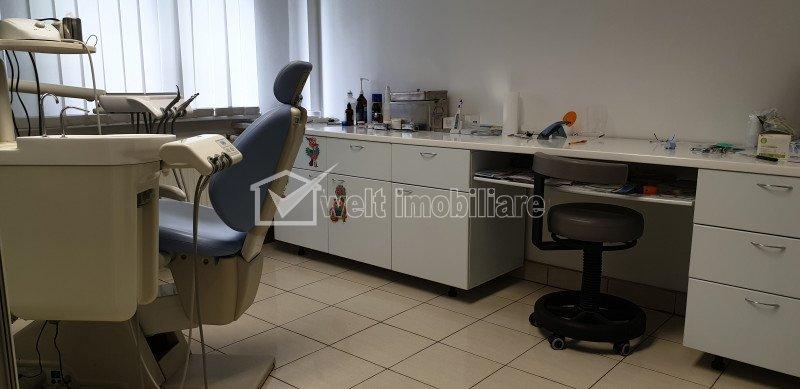 Cabinet stomatologic individual, 28 mp, mobilat si utilat