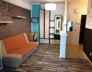 Apartament modern 2 camere, 43 mp, terasa 9 mp, mobilat, Marasti, zona Kaufland
