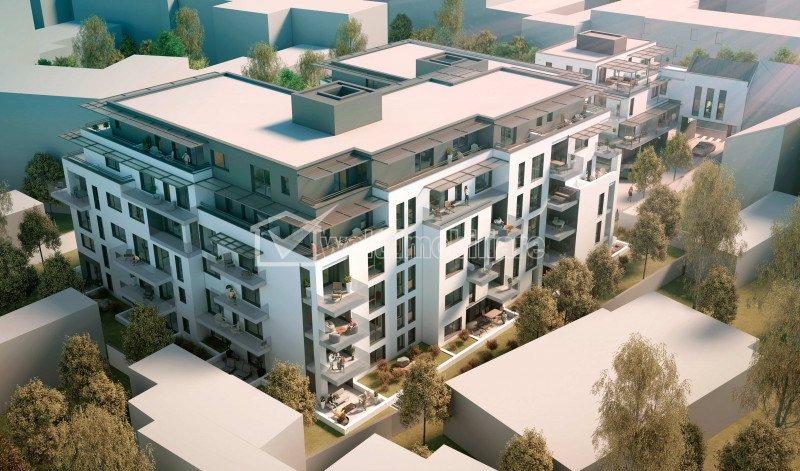 Apartament 2 camere  cu terasa mare in Centru