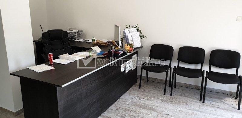 Spatiu birou de 94 mp, zona the Office