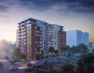 Apartament 2 camere bloc nou cu terasa in Buna Ziua