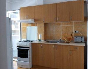 Apartament 3 camere, finisat, mobilat, in Iris