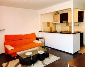 Apartament 2 camere, 43 mp, balcon, parcare, Manastur, zona Olimpia