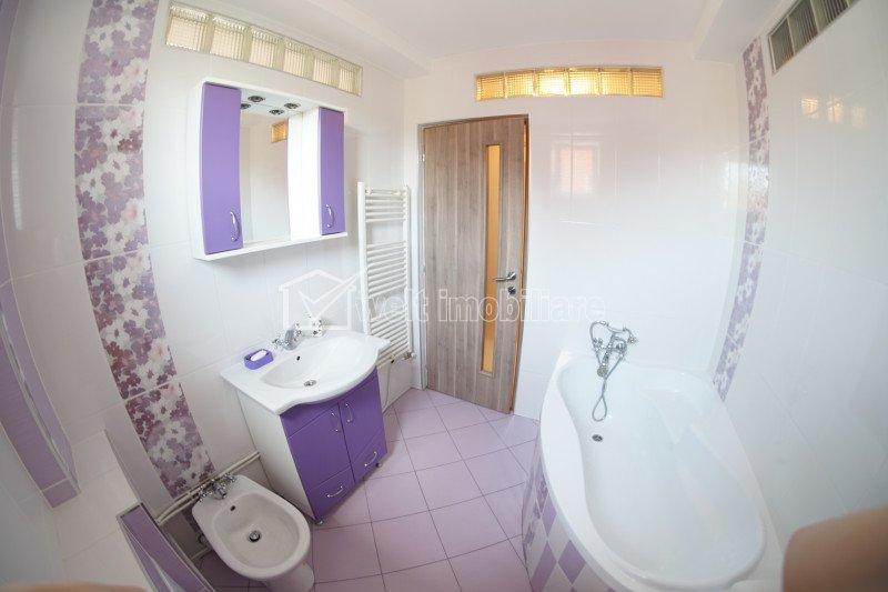 Inchiriere apartament 2 camere mobilat si utilat modern
