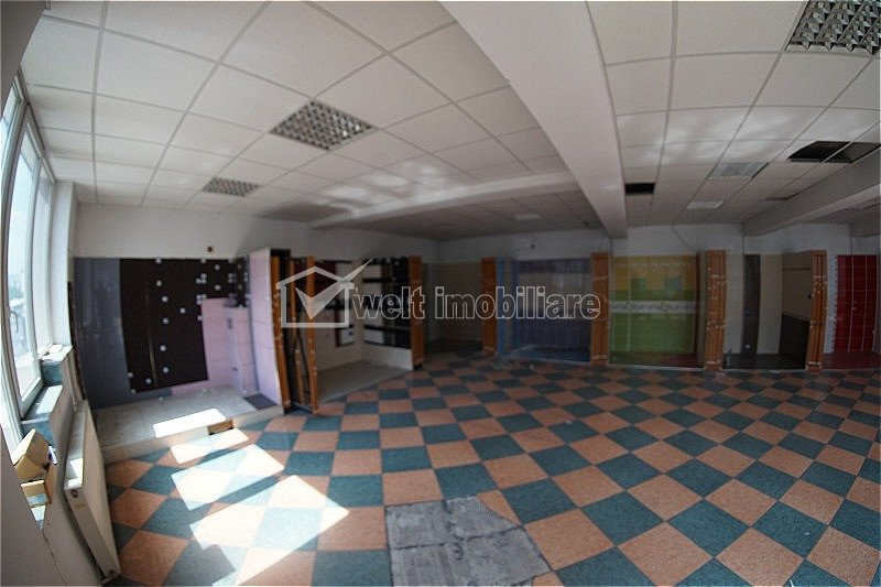 Spatiu comercial Iris 700mp zona Liberty Tehnology Park, ideal ca si investitie
